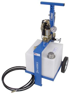 Hydraulic Component Test Cart (8 gal/30 l) & (4,000 psi/276