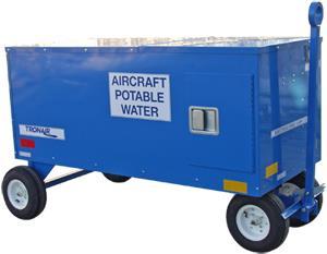 Potable Water Cart Standard 100 Gal 379 L Fill