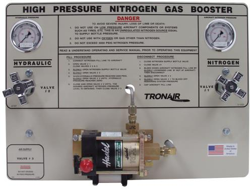 Nitrogen Booster High Pressure Nitrogen Intensifier