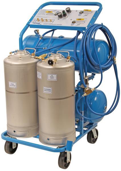 Compressor Washing System Compression Engine Wash