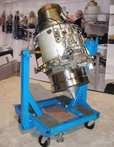 Aircraft Engine Stand