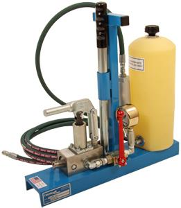 Hydraulic And Engine Oil Dispenser Servicing Ata 12