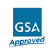 GSA Approved logo